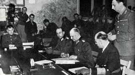 I - Le Monde au lendemain de la WW2 timeline