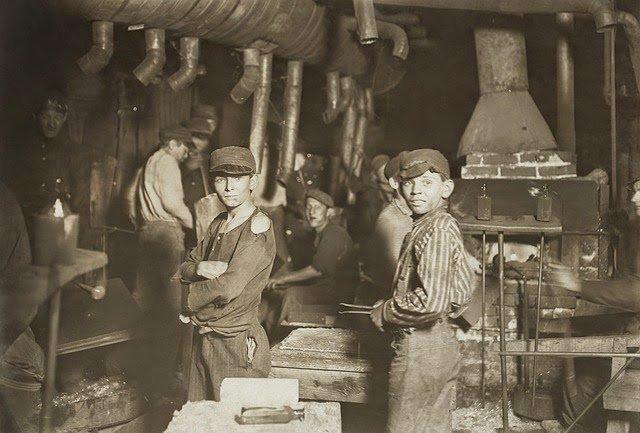 Prohibición del trabajo a menores de 10 años