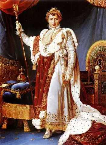 Napoleó es proclama emperador