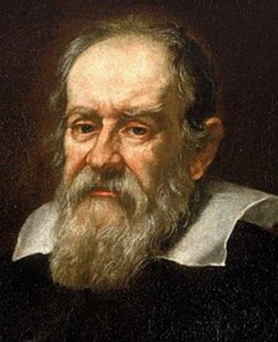 Naixement de Galileo Galilei