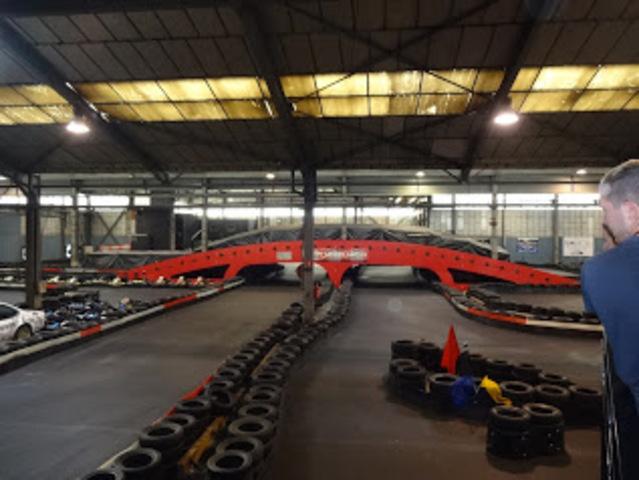 Karting à Romsée
