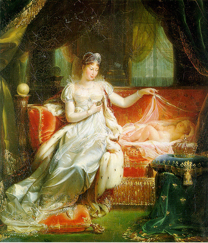 Napoleon marries Marie Louise of Austria by proxy in Vienna.