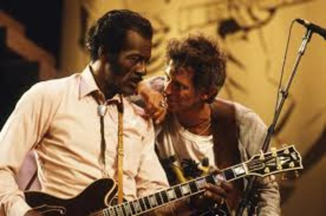 Chuck Berry is Born