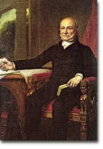 John Quincy Adams Elected President (Corrupt Bargain)