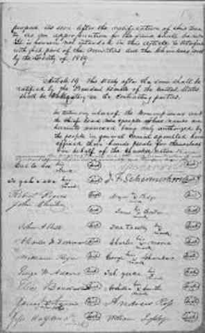 Treaty of New Echota