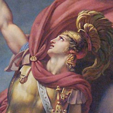 GREEKS HERO