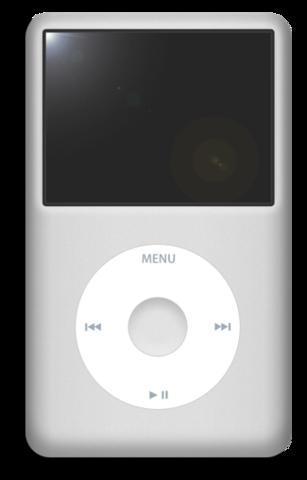 iPod por Jonthan Ive (2001)para Apple