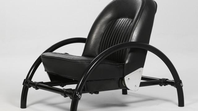Rover Chair (1981) por Ron Arad