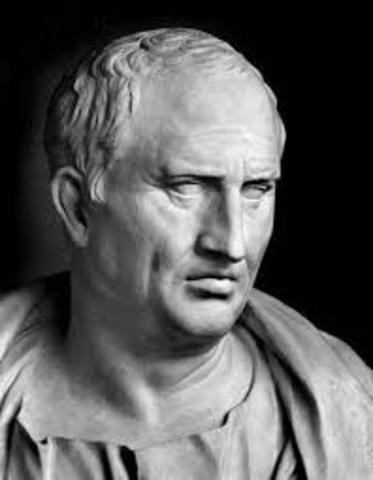 M.T. Cicerón