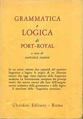 Lógica de Port-Royal
