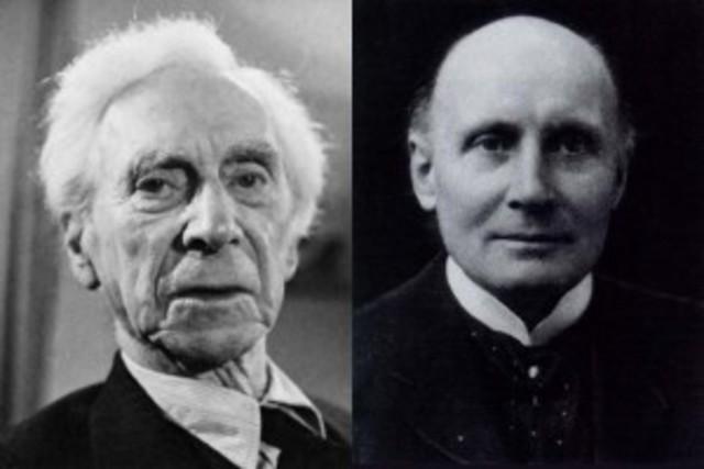 Bertrand Russell y Alfred N. Whitehead