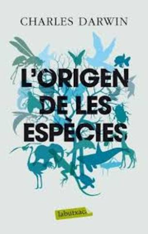 Darwin publica L'origen de les espècies