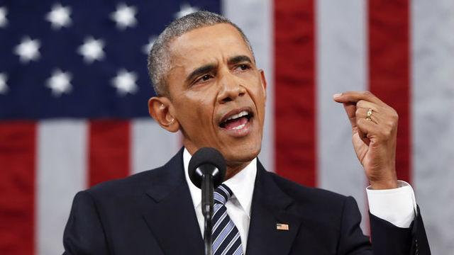 Barack Obama, president dels Estats Units