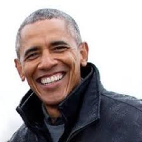 Obama es proclama president de EEUU