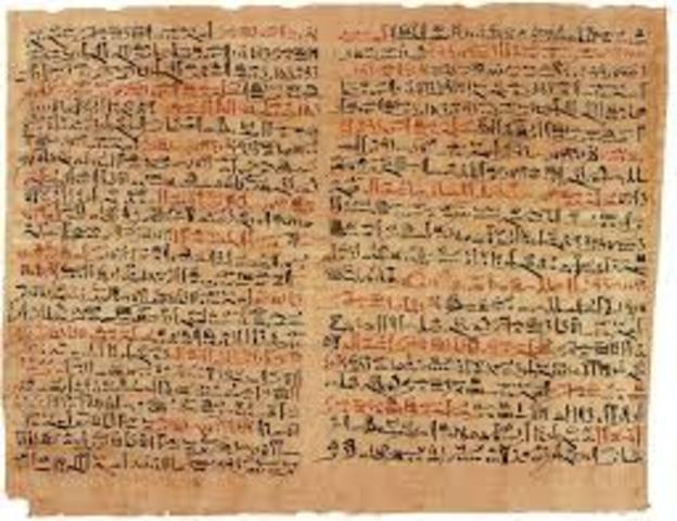 El papiro Edwin Smith