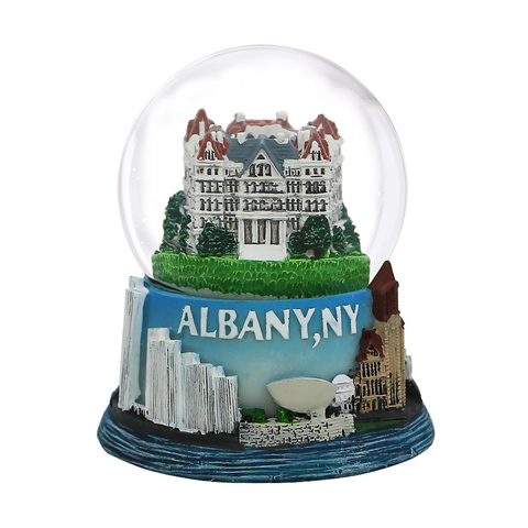 My favorite time going to Albany, New York