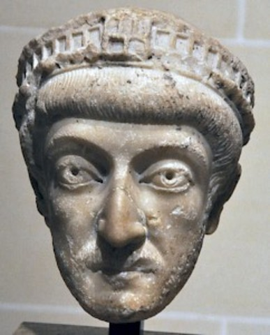 Theodosius the great