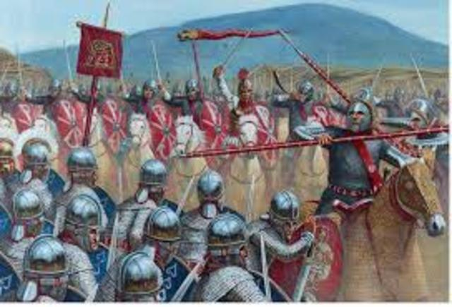 The Battle of the Milvian Bridge