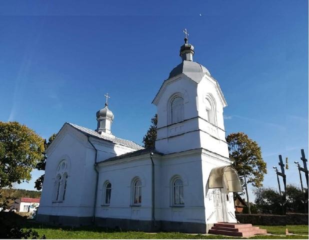 Возведение нового православного храма