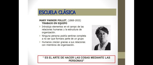 MARY PARKER FOLLETT (1868 – 1933)
