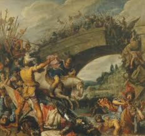 Battle of Milvian Bridge