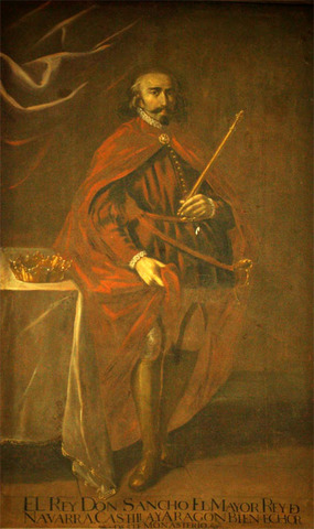 Muerte de Sancho I el Mayor