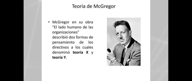 ABRAHAM MASLOW Y DOUGLAS McGREGOR