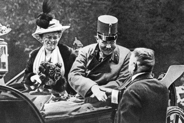 Archduke Assassinated