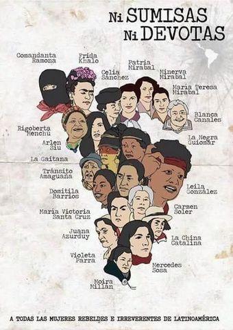 Liberación feminista Latinoamericana