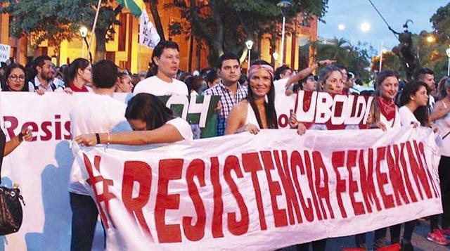 Resistencia dialogada