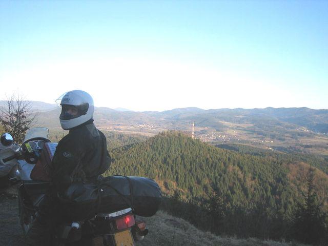 VOYAGE TRAIL! Les Vosges