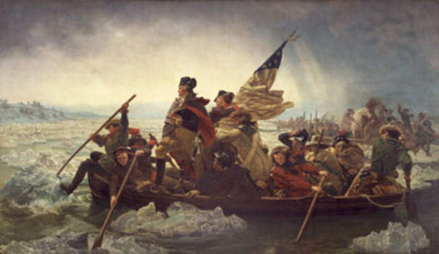 Battle of Trenton/ Crossing the Delaware
