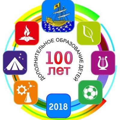 100 лет системе дополнительного образования в Кировской области timeline