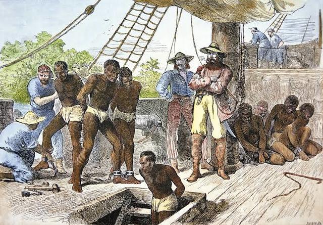 Trabajadores de las minas más importantes de América eran esclavos africanos