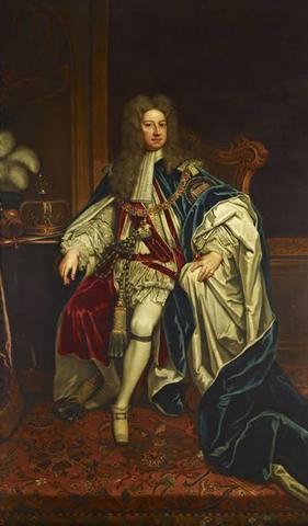 El trono de Inglaterra fue ocupado por Jacobo I