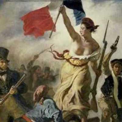 La Revolución Francesa y el Imperio Napoleónico. timeline
