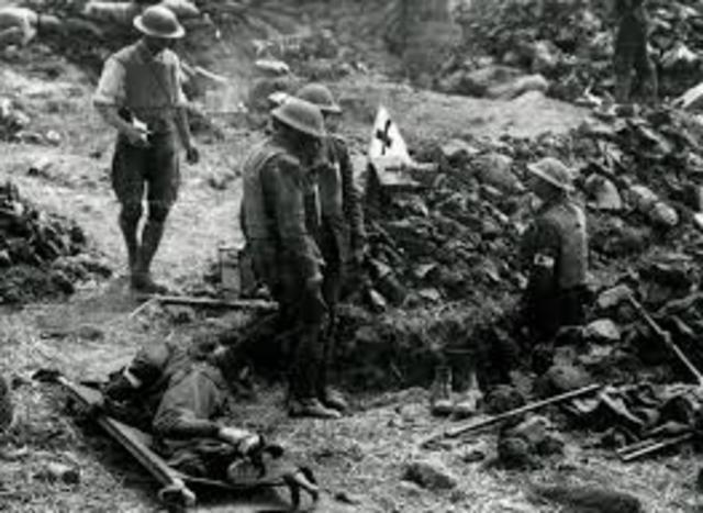 Battle Of Messines