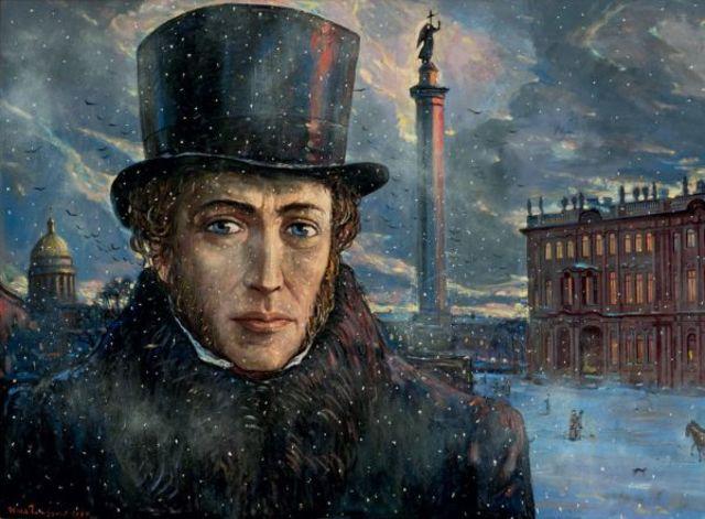 Пізній період творчості (1826— 1837). Петербург 1831—1833.