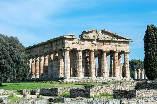 Grekerna kom till Grekland