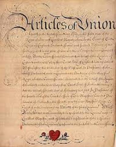 Act of Union 1707