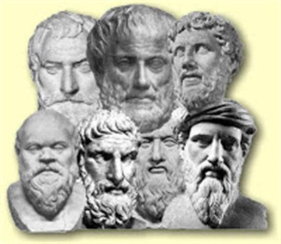 Fisica durante los griegos