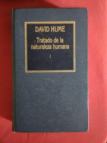 Tratado de la naturaleza humana (1er tomo)