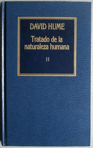 Tratado de la naturaleza humana (2do tomo)