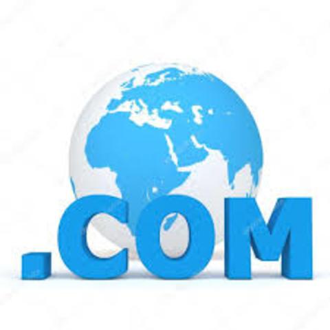 """Se crea el dominio """"punto.com"""""""