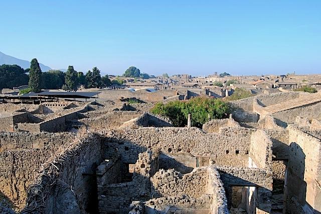 Pompeji återupptäcks