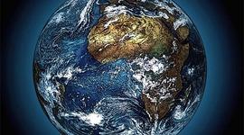 En unik planet timeline