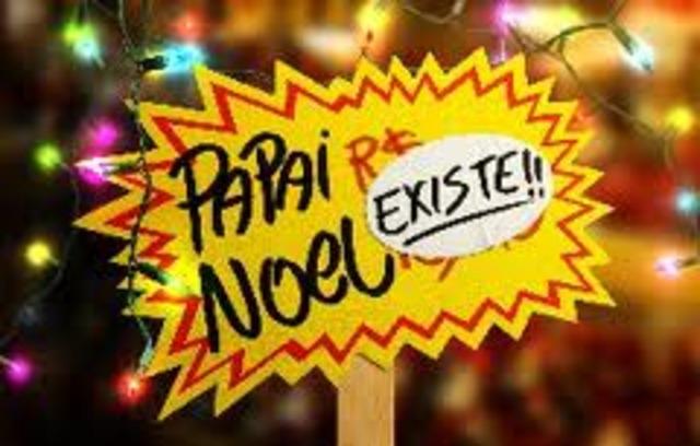 PAPAI NOEL EXISTE