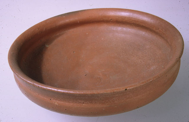 Ceramic Plate (Early Dynastic)