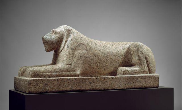 Recumbent Lion (Old Kingdom)