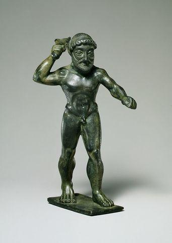 Bronze Herakles (Archiac)